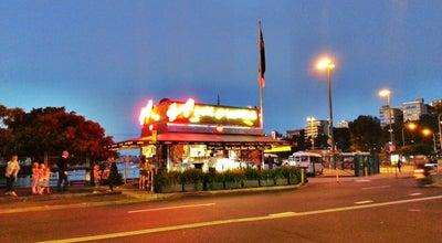 Photo of Pie Shop Harry's Café De Wheels at Cowper Wharf Rd, Sydney, NS 2011, Australia
