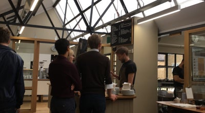Photo of Coffee Shop Allpress Espresso Roastery & Cafe at 55 Dalston Ln, London E8 2NG, United Kingdom