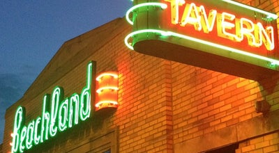 Photo of Music Venue The Beachland Ballroom & Tavern at 15711 Waterloo Rd, Cleveland, OH 44110, United States