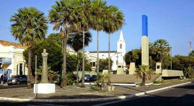 Photo of Monument / Landmark Centro Cívico at Praça Santo Antônio, Parnaíba, Brazil