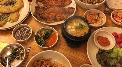 Photo of Korean Restaurant 주막 보리밥 at 덕양구 용두로47번길 133, 고양시, South Korea