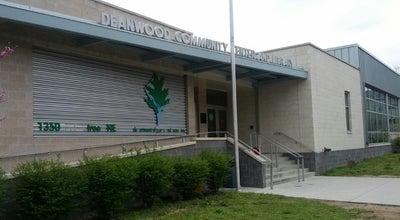 Photo of Playground Deanwood Recreation Center at 1350 49th St Ne, Washington, DC 20019, United States
