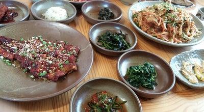 Photo of Asian Restaurant 진부령황태구이 at South Korea