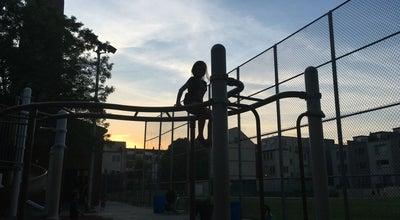 Photo of Playground Shot Tower Playground at 131 Carpenter St., Philadelphia, PA 19147, United States