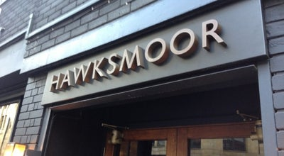 Photo of Steakhouse Hawksmoor Spitalfields at 157 Commercial St, London E1 6BJ, United Kingdom