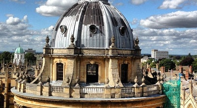 Photo of College Library Radcliffe Camera at Radcliffe Sq, Oxford OX1 3BG, United Kingdom