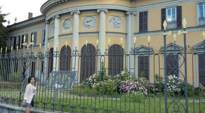 Photo of Historic Site Villa Saporiti at Via Borgo Vico, Como, Lombardei, Italy