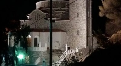 Photo of Church Αγία Μαύρα Ηλιούπολης at Ilioupoli, Greece