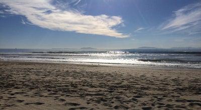 Photo of Beach Mandalay State Beach at Mandalay State Beach, Ventura, CA, United States