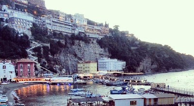Photo of Harbor / Marina Marina Grande at Via Del Mare, Sorrento 80067, Italy