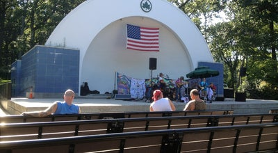Photo of Music Venue Forest Park Bandshell at Forest Park, Woodhaven, NY 11421, United States