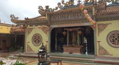 Photo of Buddhist Temple วัดมังกรบุปผาราม (วัดเล่งฮั่วยี่) at Laem Sing 22000, Thailand
