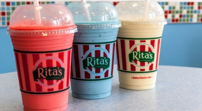 Photo of Ice Cream Shop Rita's Italian Ice at 740 S Mill Ave, Tempe, AZ 85281, United States