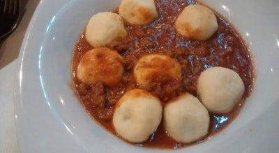 Photo of Italian Restaurant El Boliche de Alberto - Pastas at Villegas 347, San Carlos de Bariloche 8400, Argentina