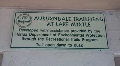 Photo of Trail Teco Trail Head at Teco Auburndale Trail, Auburndale, FL 33823, United States