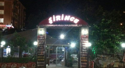 Photo of Cafe şirince çay bahcesi at Kaleardi Mah. Ünv.hastanesi Alti, Tokat, Turkey