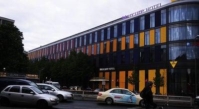Photo of Hotel Mercure Hotel MOA Berlin at Stephanstr. 41, Berlin 10559, Germany