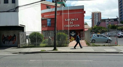 Photo of Concert Hall Corporación Sinfónica de Concepción at San Martín 1107, Concepción, Chile