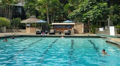 Photo of Pool Hilton Poolside at Trinidad and Tobago