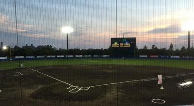Photo of Baseball Field 金沢市民野球場 at 磯部町ニ45, 金沢市 920-0012, Japan