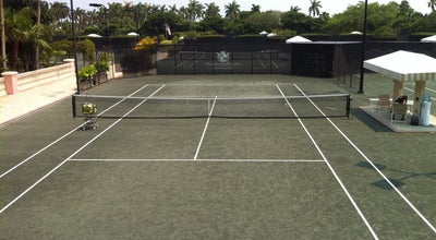Photo of Tennis Court Tennis Center at 501 E Camino Real, Boca Raton, FL 33432, United States