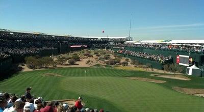 Photo of Golf Course #16 Green -TPC Scottsdale at Scottsdale, AZ 85260, United States