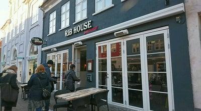 Photo of American Restaurant Rib House at Stengade 39, Elsinore 3000, Denmark
