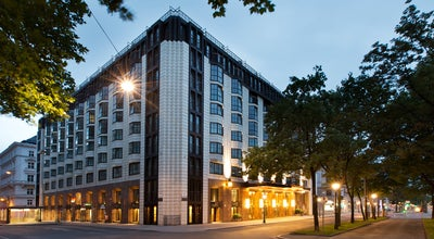 Photo of Hotel Hilton Vienna Plaza at Schottenring 11, Wien 1010, Austria