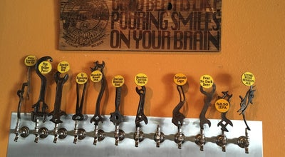 Photo of Bar The Knuckle Brewing Company at Sturgis, SD, United States