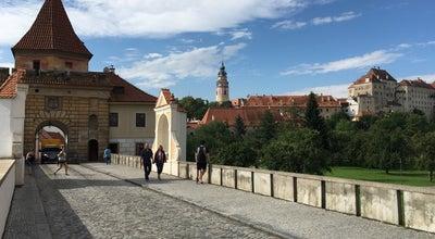 Photo of Historic Site Budějovická brána at Latrán, Český Krumlov 381 01, Czech Republic