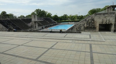 Photo of Pool Sommerbad Olympiastadion at Olympischer Platz 1, Berlin 14053, Germany