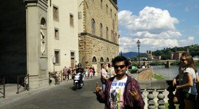 Photo of Art Gallery Vasari Corridor at Firenze, Italy