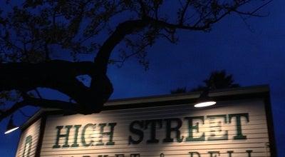 Photo of Deli / Bodega High Street Market & Deli at 350 High St, San Luis Obispo, CA 93401, United States