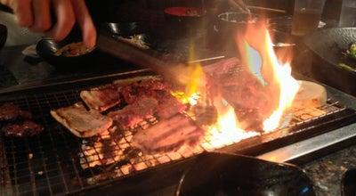Photo of Korean Restaurant Old Village Korean BBQ Bistro at 15200 Aurora Ave N, Shoreline, WA 98133, United States
