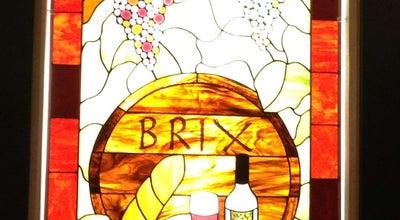 Photo of New American Restaurant Brix Restaurant and Wine Bar at 413 N San Francisco St, Flagstaff, AZ 86001, United States