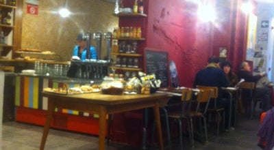 Photo of Cafe Katakrak Liburuak at Calle Mayor, 54, Pamplona 31001, Spain