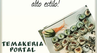Photo of Japanese Restaurant Portal Sushi e Temakeria at Av. Filadélfia, 3038, Araguaína, TO 77818-000, Brazil
