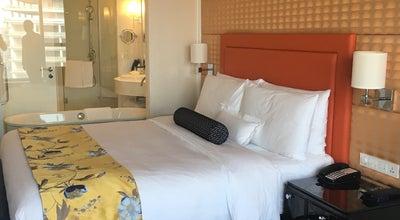 Photo of Hotel JW Marriott Hangzhou 杭州JW万豪 at 湖墅南路28号, 杭州 310006, China