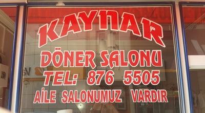 Photo of American Restaurant Kaynar Döner at Cumhuriyet Meydanı, Samsun 55600, Turkey