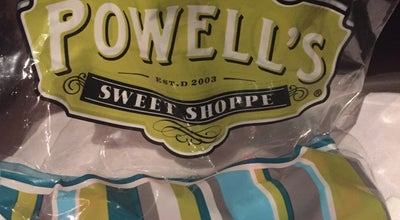 Photo of Candy Store Powell's Sweet Shoppe at 3206 College Ave, Berkeley, CA 94705, United States