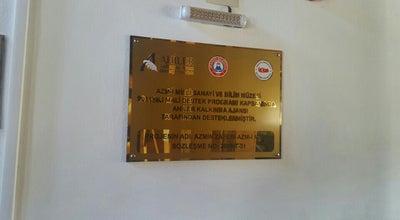 Photo of Historic Site Azmi Milli Sanayi ve Bilim Müzesi at Aksaray, Turkey