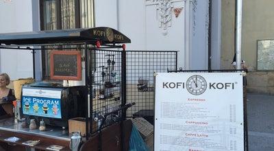 Photo of Coffee Shop Kofi-Kofi at Nádražní, Brno 602 00, Czech Republic