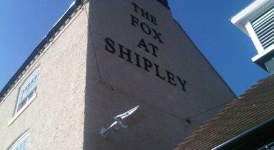 Photo of Pub The Fox at Shipley at United Kingdom