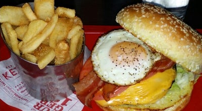 Photo of Burger Joint Red Robin Gourmet Burgers at 1403 S Main Chapel Way, Gambrills, MD 21054, United States