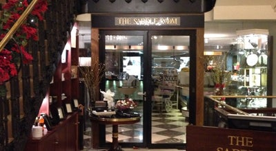 Photo of Restaurant The Saddle Room at 27 St Stephen's Green, Dublin 2, Ireland