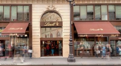 Photo of Tourist Attraction Boutique Lindt Paris Opera at 11 B Rue Scribe, Paris 75009, France