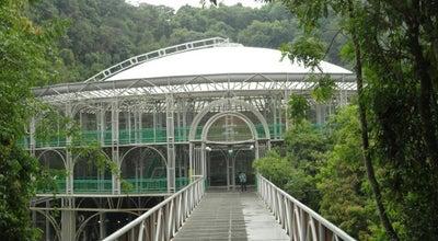 Photo of Concert Hall Teatro de Arame - Curitiba-Paraná at Brazil