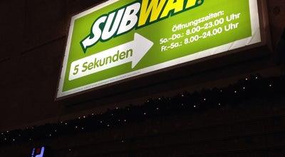 Photo of Sandwich Place Subway at Bahnhofplatz 1a, Karlsruhe 76137, Germany