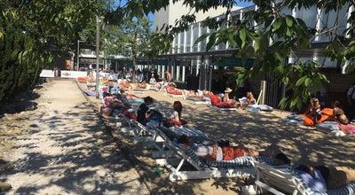 Photo of Beach Bar Strandzuid at Europaplein 22, Netherlands
