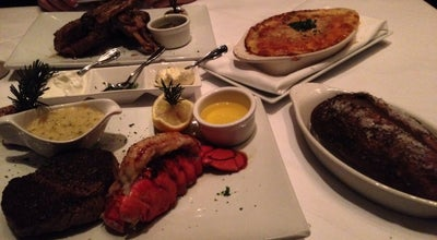 Photo of American Restaurant Larsen's Steakhouse at 24320 Town Center Dr Ste 130, Santa Clarita, CA 91355, United States